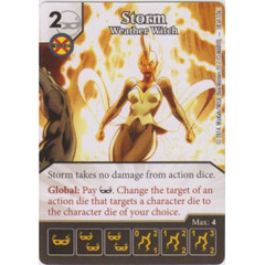 Storm - Weather Witch (Die  & Card Combo)