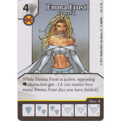 Emma Frost - Graceful (Card Only)