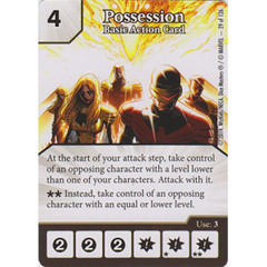 Possession - Basic Action Card (Card Only)
