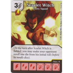 Scarlet Witch - Unity Squad (Card Only)