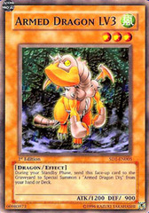 Armed Dragon LV3 - SD1-EN005 - Common - 1st Edition on Channel Fireball
