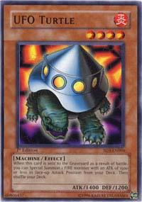 UFO Turtle - SD3-EN004 - Common - 1st Edition