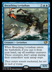 Breaching Leviathan on Channel Fireball