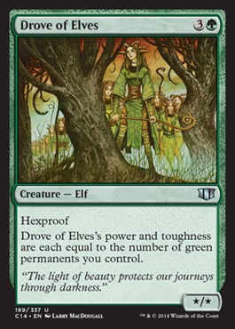 Drove of Elves