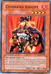 Command Knight - SD5-EN008 - Common - 1st Edition