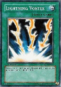 Lightning Vortex - SD6-EN028 - Common - 1st Edition