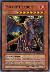 Tyrant Dragon - SDRL-EN009 - Common - 1st Edition