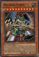 Machina Force - SDMM-EN009 - Common - 1st Edition
