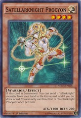Satellarknight Procyon - NECH-EN028 - Common - 1st Edition