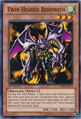 Twin-Headed Behemoth - YSKR-EN013 - Common - Unlimited Edition