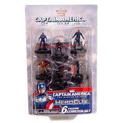 Marvel HeroClix: Captain America The Winter Soldier Starter Set