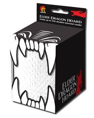 Elder Dragon Hoard Single Deck Box White