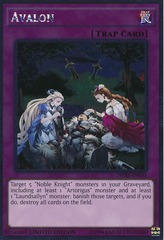 Avalon - NKRT-EN031 - Platinum Rare - Limited Edition on Channel Fireball