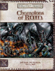 Forgotten Realms Champions of Ruin © 2005