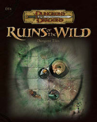 D&D Dungeon Tiles IV: Ruins of the Wild