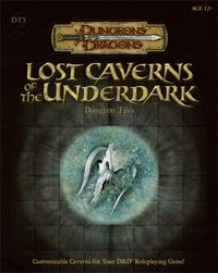 D&D Dungeon Tiles V: Lost Caverns of the Underdark