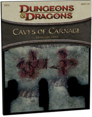 DU3 Dungeon Tiles: Caves of Carnage