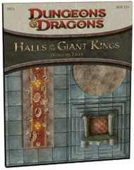 Dungeon Tiles: Halls of the Giant Kings