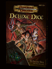 Dungeons & Dragons Deluxe Dice