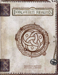 3rd Edition - Forgotten Realms Campaign Setting (Good)