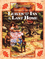 AD&D (2e) - Leaves from the Inn of the Last Home 8446