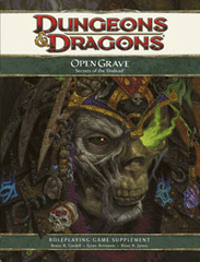 Open Grave: Secrets of the Undead