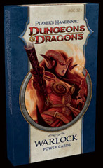 Player's Handbook Warlock Power Cards