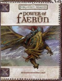 D&D 3.5 - Power of Faerun 9536672 HC