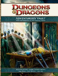 Adventurers Vault
