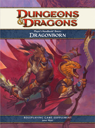 Players Handbook Races: Dragonborn