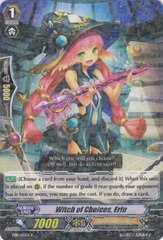 Witch of Choices, Eriu - EB11/015EN - R on Channel Fireball