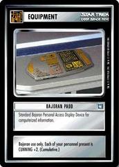 Bajoran PADD