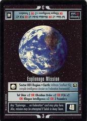 Espionage Mission [Foil]