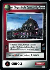 Klingon Empire Outpost