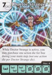 Doctor Strange - Sorcerer Supreme (Die & Card Combo)