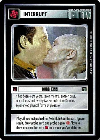 Borg Kiss