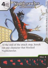 Nightcrawler - Abandoned (Die & Card Combo)
