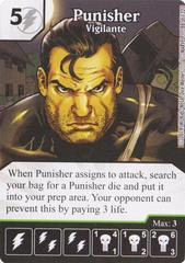 Punisher - Vigilante (Die & Card Combo)