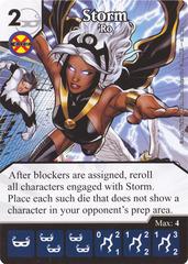 Storm - Ro (Die & Card Combo)
