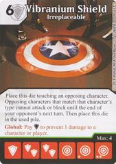 Vibranium Shield - Irreplaceable (Die & Card Combo)