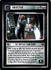 The Emperor's New Cloak