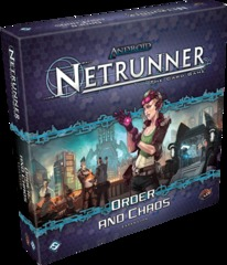 Android: Netrunner - Order and Chaos
