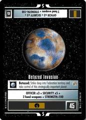 Betazed Invasion