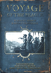 Robinson Crusoe: Adventure on the Cursed Island – Voyage of the Beagle (Vol. 1)