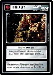 Asteroid Sanctuary