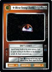 Mirror Ferengi Shuttle