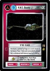 H.M.S. Bounty (Klingon)