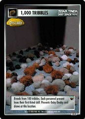 1,000 Tribbles (discard)