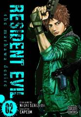 Resident Evil: The Marhawa Desire Graphic Novel Vol 02 (Mature Readers)