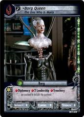 Borg Queen, The One Who is Many - Archive Portrait Foil